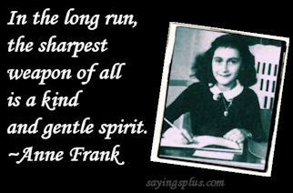 The Diary of Anne Frank Essay Examples